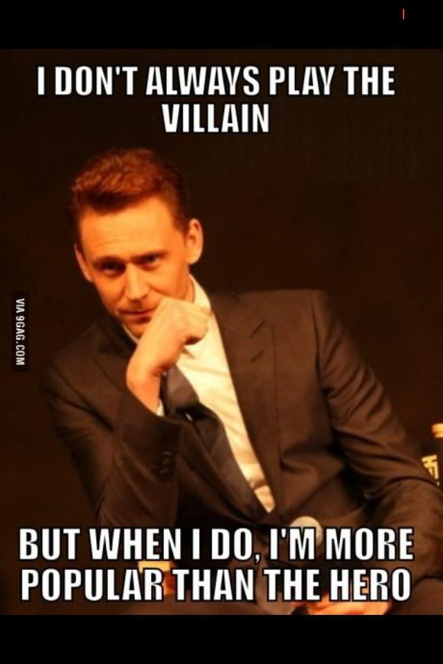 Loki, oh so true though.