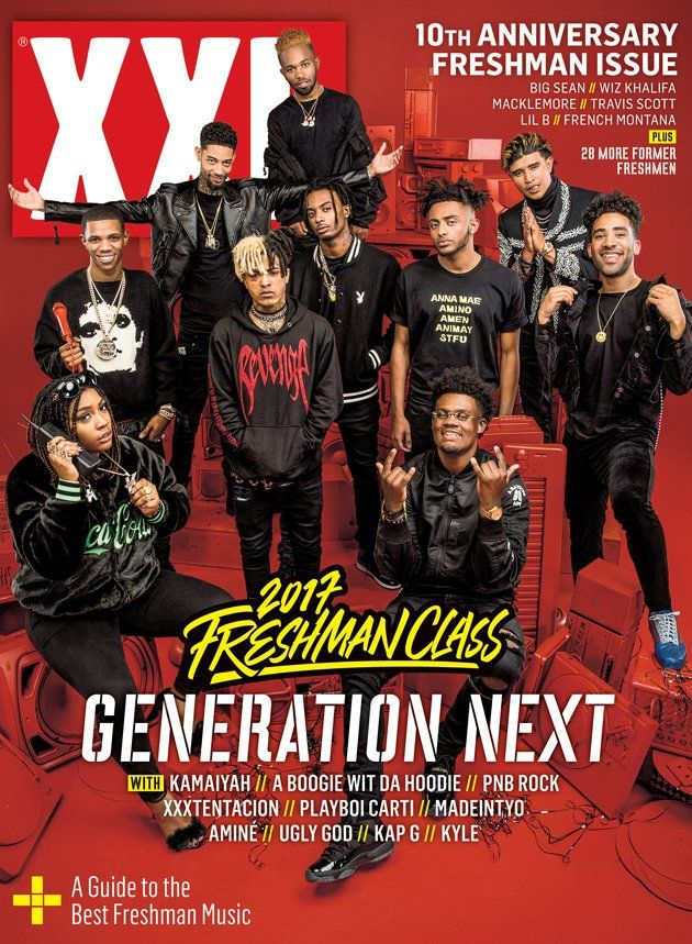 XXL just revealed their 2017 Freshman Class, and while I like some of these guys, this might be the worst one yet. The 10 rappers selected are as follows: Kyle, Aminé, Ugly God, Playboi Carti, PnB Rock, A Boogie Wit Da Hoodie, MadeinTYO, Kap G, Kamaiyah and XXXTentacion.    Two predictions: the freestyles these guys are gonna drop for this campaign are gonna be a mess, and there are gonna be a bunch of rightfully disgruntled MC's who didn't make this list.