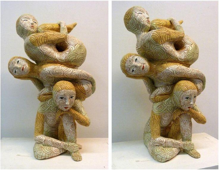Nuovi - Speranza Neri sculture in ceramica #sculture in ceramica #ceramica #scultura #arte #argilla #arredamento #sculpture #artists #ceramicaartistica