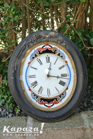Horloge Oeil de Boeuf Forêt noire   Kapaza
