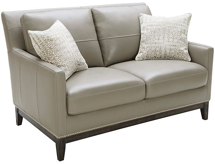 Como Leather Loveseat Leather Sofa Leather Furniture Sofa