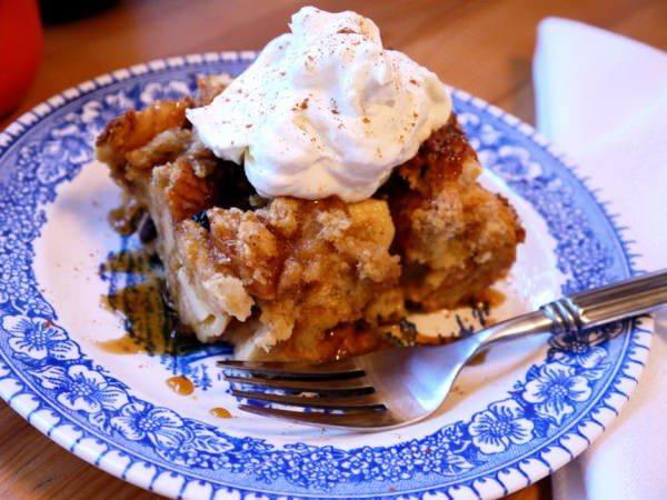 Caramel Apple Bread Pudding   Easy Cooking   Pinterest