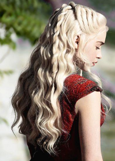 Os melhores penteados de Game of Thrones | MdeMulher