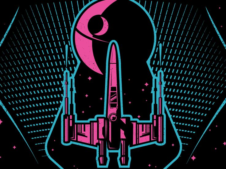 Use the Force Luke!  by Nick Beaulieu