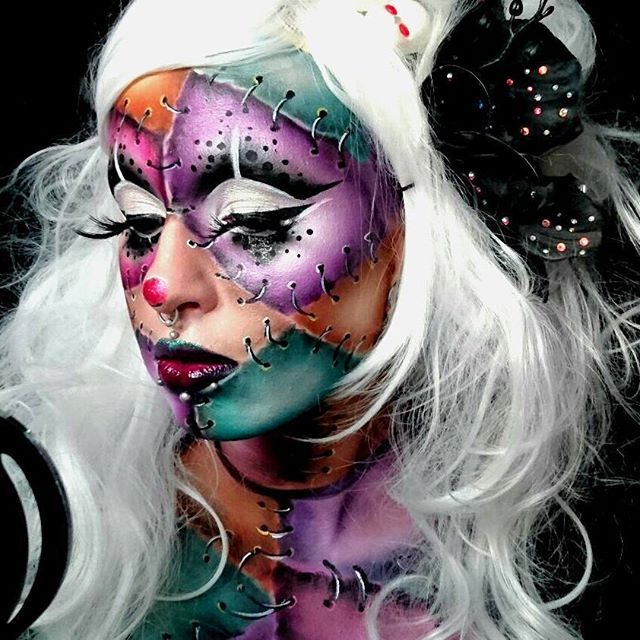 317 best special effects makeup images on Pinterest | Makeup ideas ...