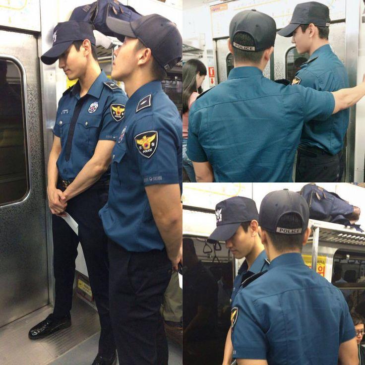 写真集と地下鉄に乗るチャンミン~^^|マインの日記