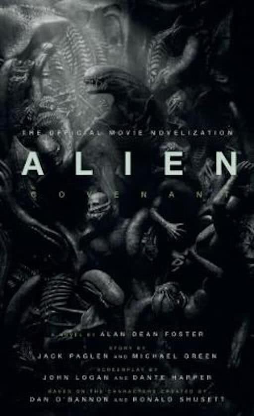 Boek cover Alien van Alan Dean Foster