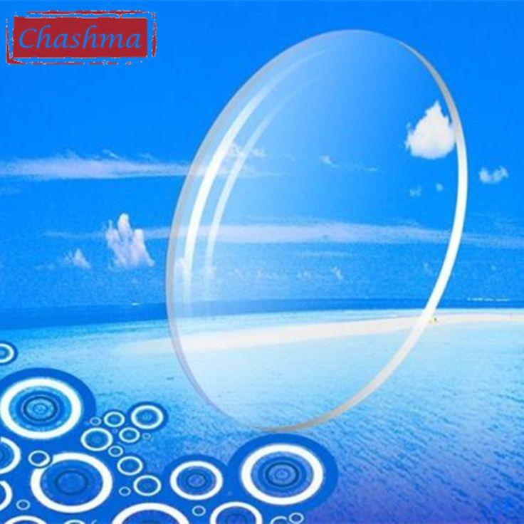 Chashma Lenses 1.61 Index Clear Lens Eyes Optical Glasses Custom Make Prescription Lenses