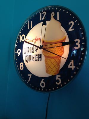 Amazing PAM CO clock for sale on Ebay