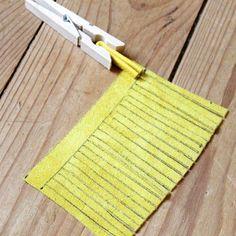 Comment créer un pompon en cuir coloré pour enjoliver votre sac à main ou fai…
