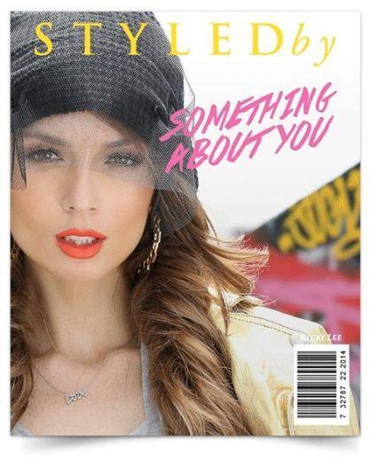 Ricki Lee X STYLEDby #RickiLee #STYLEDby #Fashion #Editorial