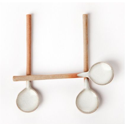 contemporary cooking utensils by Ashes & Milk