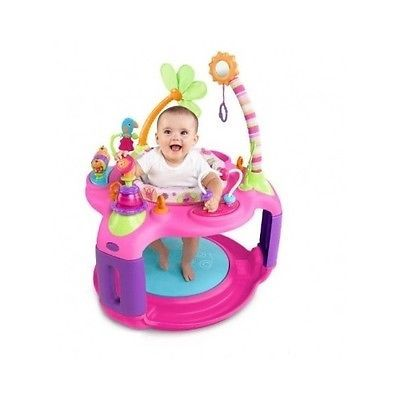 Baby Bouncer Seat Bounce Jumping Rocker Child Jumper Swing Infant Chair  Gift Set   Http:
