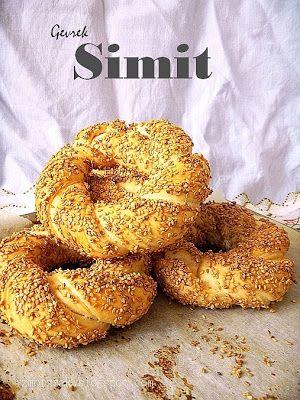 Ízmorzsák Elif módra: Simit - egy karika Törökország