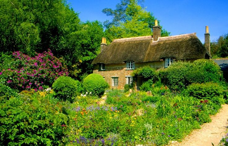 Hardy's Cottage, Dorset