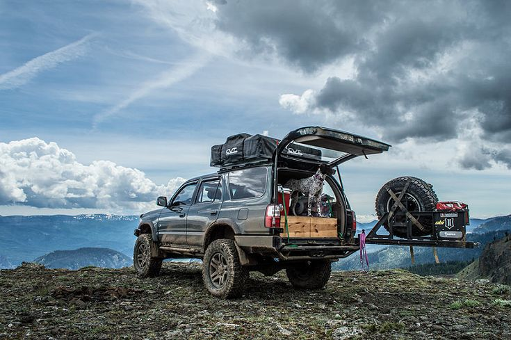 ExPo 3rd Gen 4Runner Registry - Page 2 - Expedition Portal