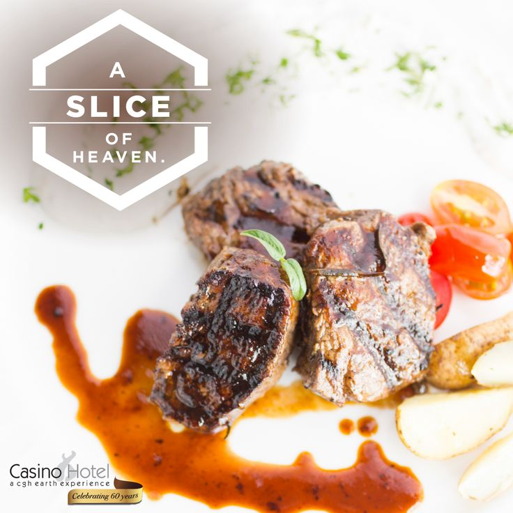 This tender and succulent beef steak drips with juicy flavours,