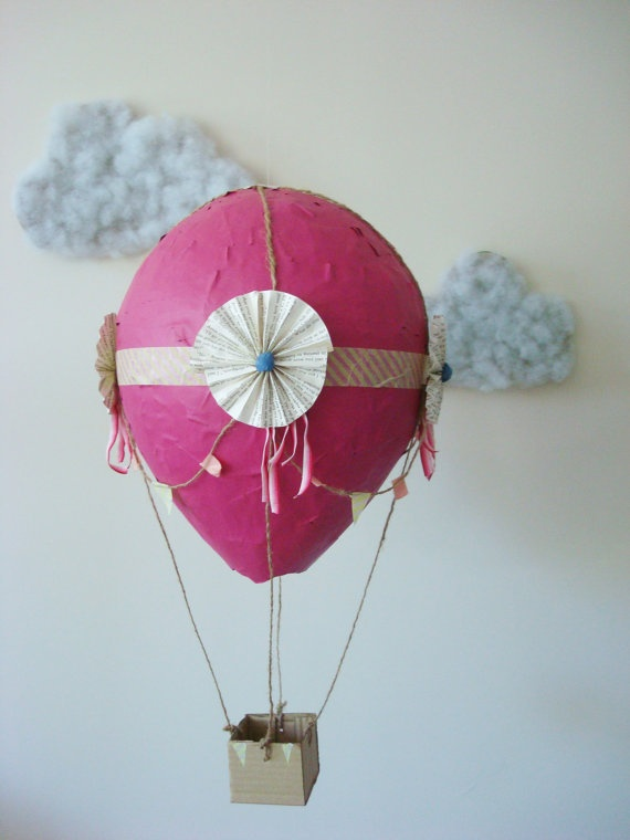 Diy Craft Hot Air Balloon