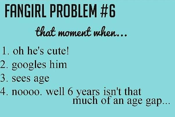 Me! every problem about me! especially Jaejoong and our 13-year gap! lol!