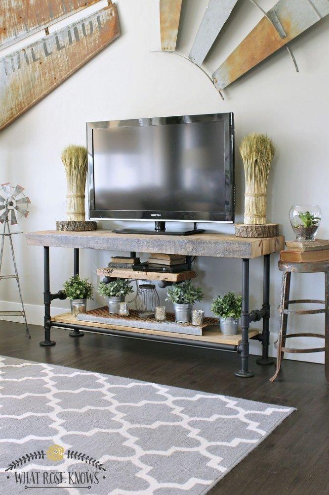 Best 25+ Pipe furniture ideas on Pinterest | Plumbing pipe shelves ...