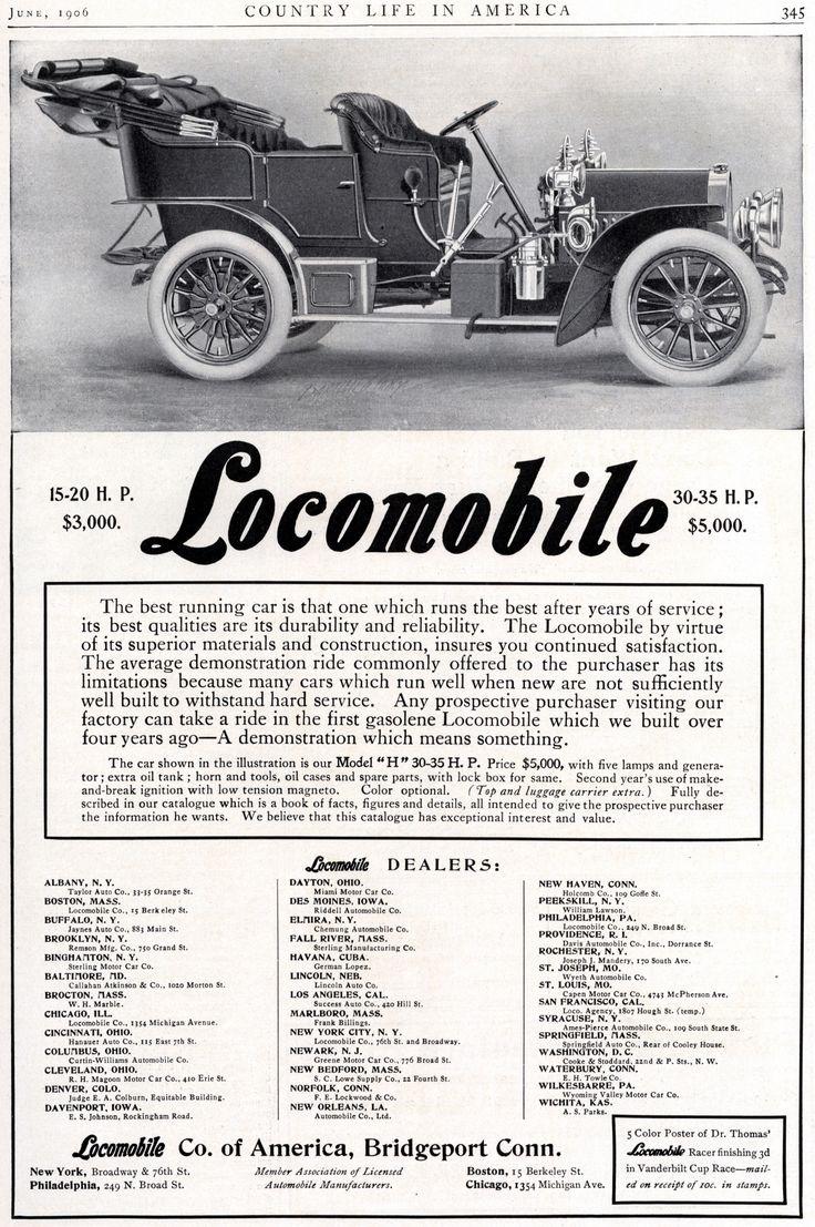 56 best 1906 Automobiles images on Pinterest | Automobile, Autos ...