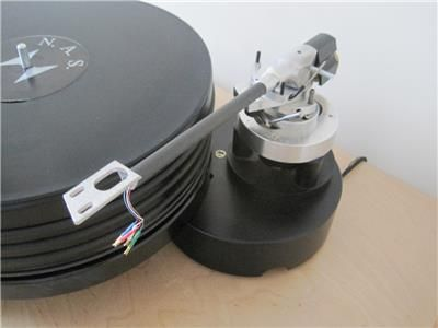 Nottingham Analogue Hyperspace Spacearm Turntable, used, for sale, secondhand