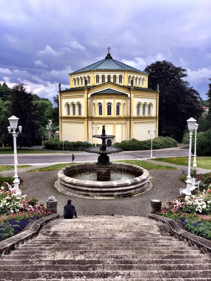 Assumption of the Virgin Mary Church - Marianske Lazne