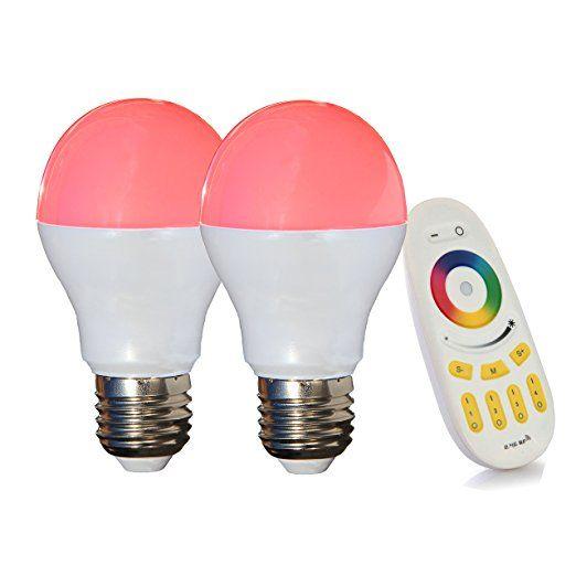 Elegant LIGHTEU x WLAN LED Lampe original W E dimmbar Farbwechsel Gl hbirne
