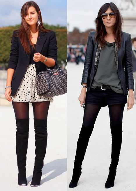 i really want some over the knee boots #ShopaholicProbz