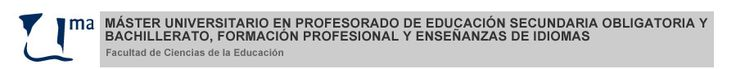 El Master de Profesorado de Educación Secundaria Obligatoria y Bachillerato, Formación Profesional y Enseñanzas de Idiomas, es una titulación de postgrado que aporta la formación pedagógica y didáctica que habilita para el ejercicio de las profesiones de Profesor/a de Educación Secundaria Obligatoria y Bachillerato, Formación Profesional y Enseñanzas de Idiomas. Las condiciones de acceso, pueden ser consultadas en esta misma página. Es imprescindible la acreditación del nivel B1.