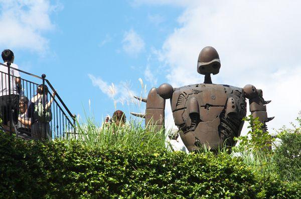 三鷹の森 ジブリ美術館|三鷹の観光スポット