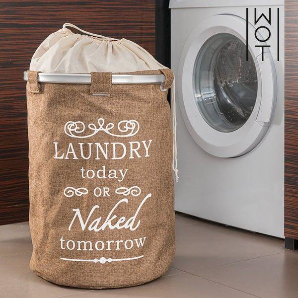 #Vintage #Trend #Wäschesammler #Bad #Wäsche #waschen #Wäschekorb