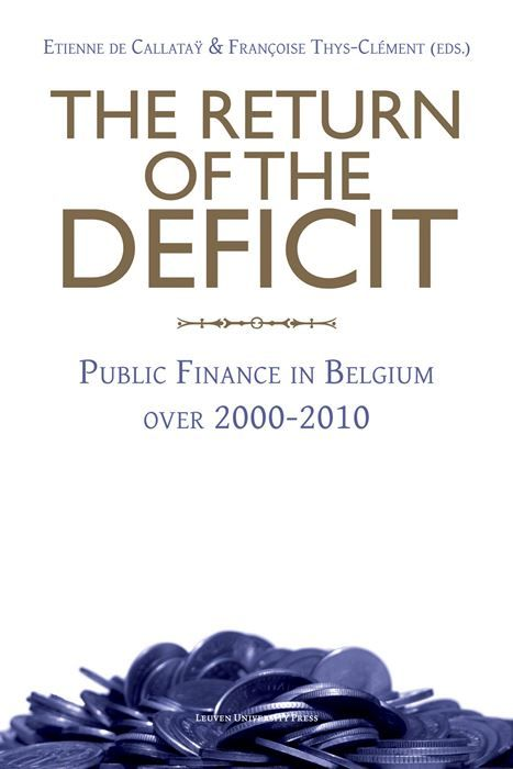 The return of the deficit  An in-depth analysis of Belgium's public finance in the recent past. Prior to the outbreak of the financial crisis in 2008 Belgium's fiscal balances and debt ratios seemed to be on a firm consolidation path. Today however Belgium is facing a major budgetary challenge albeit to some extent lesser than that of other European countries. A proper understanding of the current situation and the design of the most appropriate policy response always benefit from an…