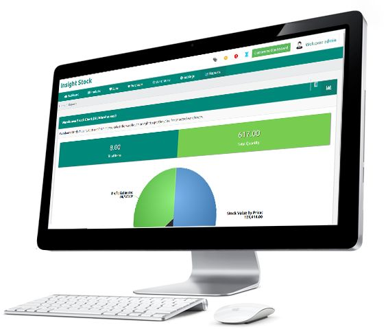 Insight Stock is the leading provider of Inventory management software for all kinds of business. We have unique features such as:- -Customisable Dashboard -In-depth Report and Analysis -Cloud based Asset tracking -Strong Invoice tools -Lesser time required for training Take a free trial today at http://stock.insight360.co.uk/ an see the transformation take over your business and make things easy.