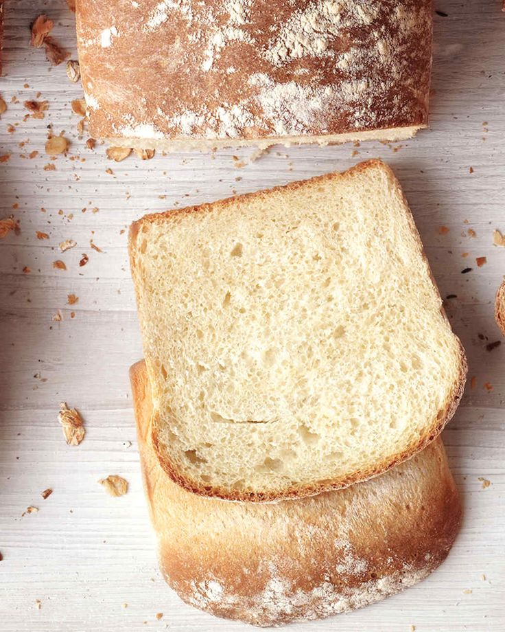 How to Make Classic White Bread
