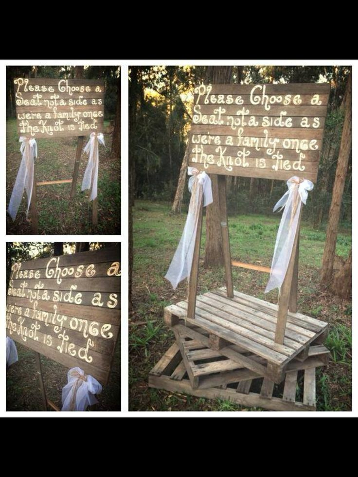 Signs for that special day ....because you're family