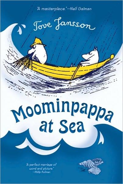 Moominpappa at Sea  by Tove Jansson, Kingsley Hart (Translator)