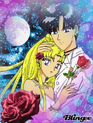 Sailor Moon Darien | sailor moon and darien tags moon sailor tuxedo darien mask