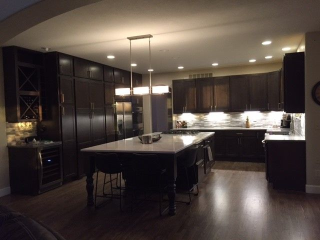 This Featured Kitchen Remodel Was Completed By Loweu0027s Project Specialist Of  Interiors, Denise. Fort CollinsCustom ...