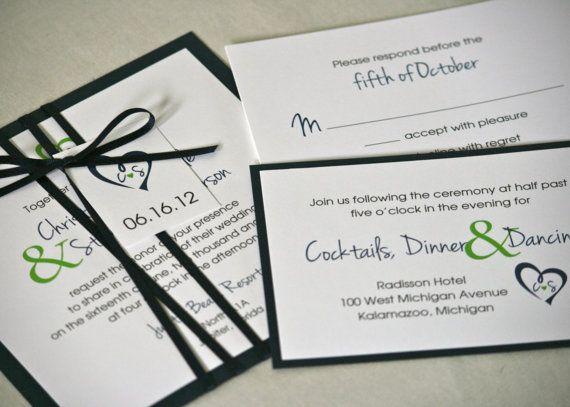 15 Best Destination Wedding Invitations Images On Pinterest