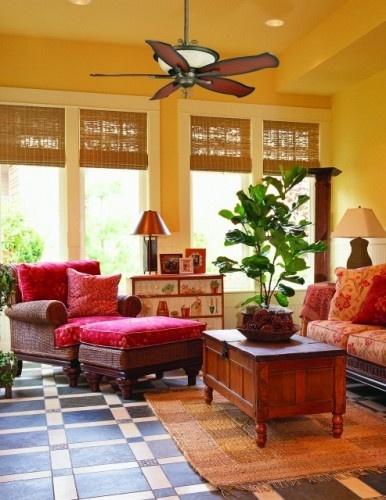 Tropical-chic...family room by Capitol LightingDecor, Ideas, Tropical Design, Families Room Design, Room Colors, Livingroom, Interiors Design, Living Room, Family Rooms