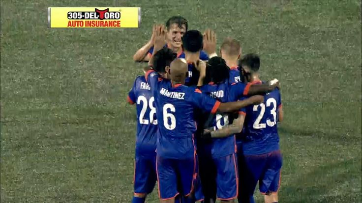 Chavez's lone goal seals Miami FC win over PRFC