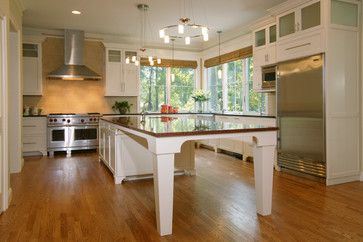 Craftsman Style Home - craftsman - kitchen - dc metro - Commonwealth Home Design