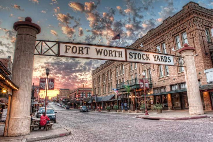 Forth Worth Stock Show and Rodeo... gotta go for sure