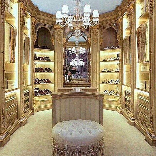 Instagram Media By Naomi_luxuryrealtor   One Of The Most Beautiful Closets  Ever! | Dressing Rooms And Walk In Closets | Pinterest | Beautiful Closets,  ...