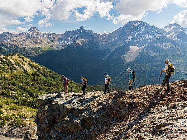 "On National Geographic Travel's list of Canada's Top 50 Places of a Lifetime: ""Canadian Rockies #Canada50 #ExploreCanada"" #ExploreBC"