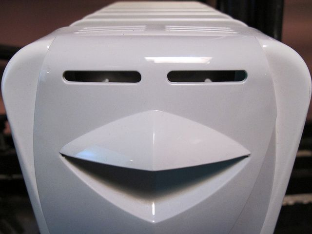 Face 195 by Dave Gorman, via Flickr