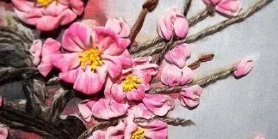 яблоневый цвет вышивка лентами: 21 тыс изображений найдено в Яндекс.Картинках