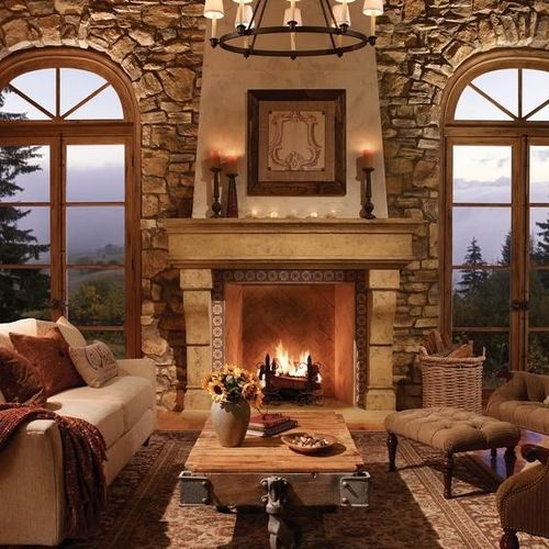 1000+ Ideas About Rustic Elegant Home On Pinterest