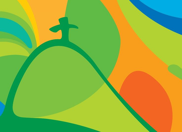 The visual identity of the Rio 2016 Games is inspired by the harmonic diversity and contagious energy of Brazil's people and Rio de Janeiro's exuberant nature. All the elements were created based on the brands, allowing for integration and alignment.